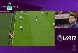 VAR lại giúp Tottenham có điểm trước Arsenal