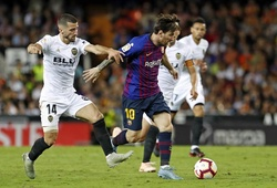 Lịch thi đấu La Liga vòng 4: Thư hùng Barca vs Valencia
