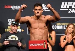 Paulo Costa tạm thời bị cấm thi đấu ở hạng cân Middleweight