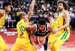 Hậu chiến thắng Hy Lạp, HLV Brazil gáy cực mạnh về Giannis Antetokounmpo