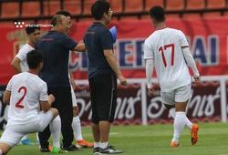 HLV Park Hang-seo thừa nhận áp lực khi Việt Nam liên tục thắng Thái Lan