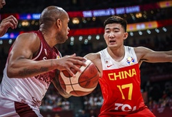 Kết quả FIBA World Cup 2019 ngày 4/9: Trung Quốc ngã ngựa