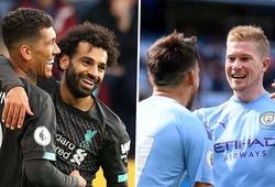 Liverpool và Man City vượt trội ở giải Ngoại hạng trong năm 2019 như thế nào?