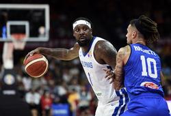 Thua đau Angola trong hiệp phụ, Philippines trắng tay trong vòng bảng FIBA World Cup