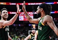 Đánh bại Litva, Úc toàn thắng vòng bảng FIBA World Cup 2019