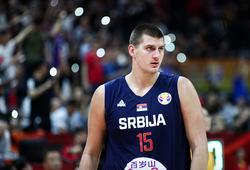 Đừng đùa với Nikola Jokic, sao NBA đang sắm vai siêu dự bị FIBA World Cup