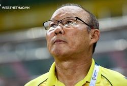 HLV Park Hang-seo tin Thái Lan sẽ mạnh hơn với HLV Akira Nishino
