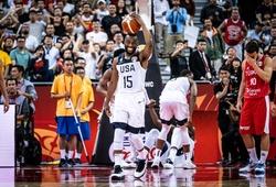Nhận định FIBA World Cup 2019 ngày 5/9: ĐT Mỹ chữa thẹn