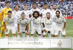 Zidane loay hoay sử dụng 3 đội hình Real Madrid sau 3 vòng