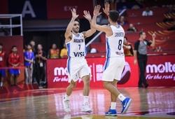 Argentina thắng lớn Venezuela, dắt tay Ba Lan vào Tứ kết FIBA World Cup 2019