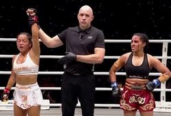 Bi Nguyễn giành chiến thắng ấn tượng tại ONE: IMMORTAL TRIUMPH