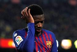 Tại sao Dembele tránh xét nghiệm y tế với Barca về chấn thương?