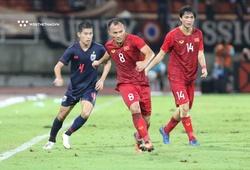 Thái Lan và nỗi đau bất lực trước mành lưới tuyển Việt Nam