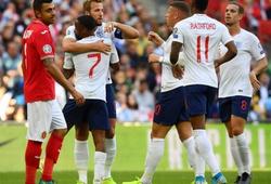 Kết quả Anh vs Bulgaria (4-0): Harry Keane lập hattrick, Tam Sư tiếp mạch toàn thắng