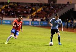 """Kết quả Costa Rica vs Uruguay (1-2): Pha """"chốt hạ"""" phút 90"""