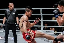 Võ sĩ Chris Nguyễn chiến thắng võ sĩ đến từ Nhật Bản tại ONE Championship