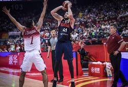 Kết quả FIBA World Cup 2019 ngày 8/9: Jokic đi tắm sớm, Serbia gục ngã