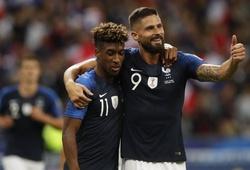 Kết quả Pháp vs Albania (4-1): Tưng bừng bữa tiệc 5 bàn