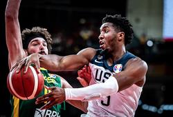 Đội tuyển Mỹ đả bại Brazil, tiếp mạch toàn thắng tại FIBA World Cup 2019