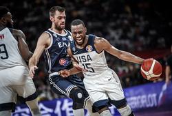 Lịch thi đấu FIBA World Cup 2019 ngày 9/9: Tâm điểm Mỹ vs Brazil