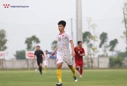 Trọng Hùng: Chàng trai mít ướt nhưng lạnh lùng trên sân của U22 Việt Nam