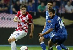 Kết quả Azerbaijan vs Croatia (1-1): 1 điểm nhạt nhòa