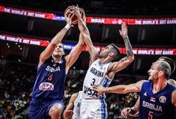 Kết quả FIBA World Cup 2019 ngày 10/9: Argentina chặn đứng Serbia