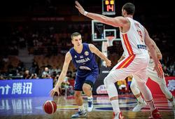 Lịch thi đấu FIBA World Cup 2019 ngày 10/9: Serbia sống còn với Argentina