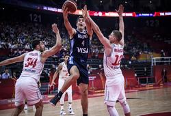 Nhận định bóng rổ FIBA World Cup 2019 ngày 10/9: Serbia gặp khó