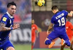Tristan Đỗ: Mũi xuyên phá của Thái Lan trước Indonesia ở vòng loại World Cup 2022