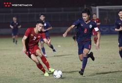 U19 Việt Nam đá giao hữu ở Thái Lan trước thềm VL U19 châu Á 2020
