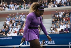 Giải mã thất bại của Serena Williams ở US Open