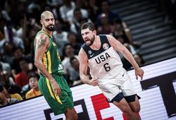 Nhận định bóng rổ FIBA World Cup 2019 ngày 11/9: Mỹ gặp thách thức