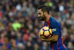 Tin bóng đá 11/9: Tiền vệ của Barca bị kết án tù