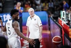HLV Gregg Popovich tự hào về ĐT Mỹ sau thất bại ở FIBA World Cup