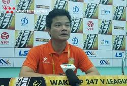 Nam Định FC quyết tìm ra kẻ đốt pháo sáng sân Hàng Đẫy