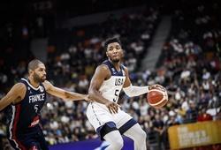 Lịch thi đấu FIBA World Cup 2019 ngày 12/9: Mỹ tái ngộ Serbia