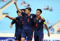 Thái Lan có nguy cơ bị loại khỏi VCK U23 châu Á 2020