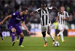 Xem trực tiếp Fiorentina vs Juventus ở đâu, kênh nào?