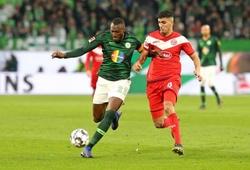 Xem trực tiếp Fortuna Dusseldorf vs Wolfsburg ở đâu, kênh nào?