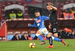 Xem trực tiếp Napoli vs Sampdoria ở đâu, kênh nào?