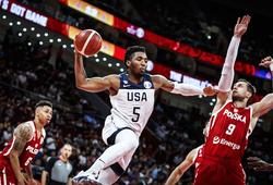Mỹ rời FIBA World Cup với chiến thắng an ủi trước Ba Lan