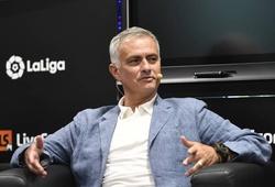 HLV Mourinho tiết lộ lý do Man City và Liverpool vượt trội ở giải Ngoại hạng