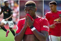 MU xoay xở thế nào với khủng hoảng chấn thương trước Leicester?