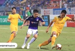 Chủ tịch SLNA nói điều bất ngờ về Hà Nội FC