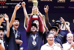 Chùm ảnh: Saigon Heat nâng cao chiếc cúp vô địch VBA 2019