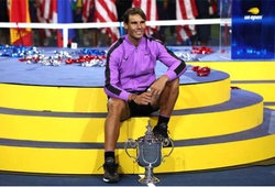 Rafael Nadal: Bây giờ tôi tự mặc đồ được rồi!
