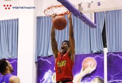 Tavarion Nix của Saigon Heat được VBA vinh danh MVP of the Finals