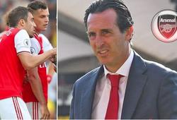 Hàng thủ Arsenal sẽ được làm mới thế nào ở Europa League trước Frankfurt?
