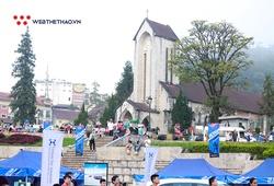 Sa Pa náo nhiệt, đẹp rực rỡ trước giờ khai màn Vietnam Mountain Marathon 2019